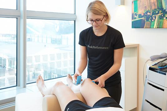 Physiotherapie Elektrotherapie