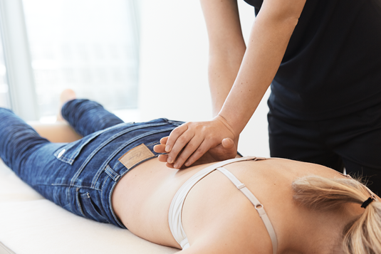Physiotherapie Manuelle Therapie